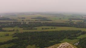 Vista aérea de Shihan Yuraktau metrajes