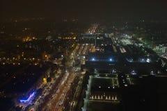 Vista aérea de Turín Imagen de archivo
