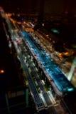 Vista aérea de Turín Foto de archivo libre de regalías