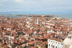 Vista aérea de Venecia Imagen de archivo