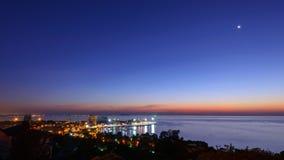 Vista aérea do ponto de vista Fotografia de Stock Royalty Free
