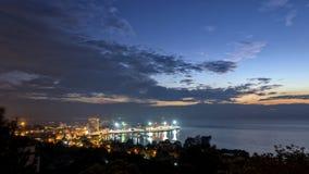 Vista aérea do ponto de vista Imagem de Stock Royalty Free