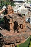 Vista aérea do templo Foto de Stock Royalty Free