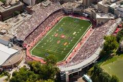 Vista aérea editorial Foto de Stock Royalty Free