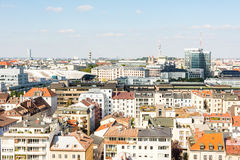 Vista aérea sobre Munich Foto de Stock Royalty Free