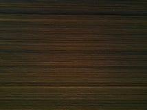 Vista aerea dei solchi coltivati del campo di grano, fuco POV Fotografie Stock