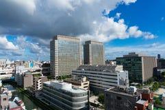 Vista aerea del sobborgo di Tokyo fotografia stock libera da diritti