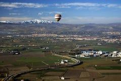 Vista aerea della città di Granada Fotografia Stock