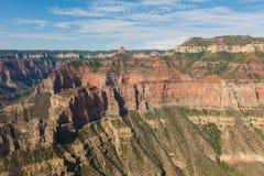 Vista aerea della sosta nazionale del grande canyon Immagine Stock