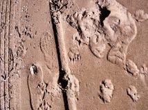 Vista aerea della spiaggia di Granelli, un posto della spiaggia in Sicilia fotografia stock