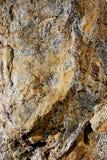Vista aerea delle rocce Fotografia Stock