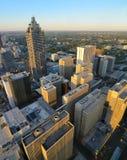 Vista aerea di Atlanta Immagini Stock
