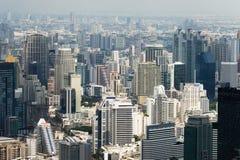 Vista aerea di Bangkok Immagini Stock Libere da Diritti
