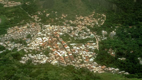 Vista aerea di Barra Region Immagine Stock