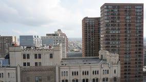 Vista aerea di Filadelfia fotografie stock libere da diritti