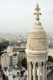Vista aerea di Parigi. Fotografia Stock