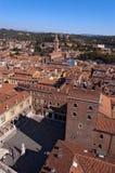 Vista aerea di Verona City - Veneto Italia Immagine Stock