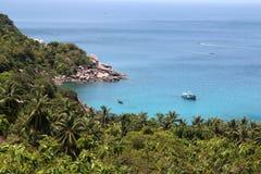 Vista al mar Imagen de archivo libre de regalías