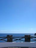 Vista al mar Fotos de archivo