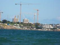 Vista al mar de Cape Town Imagen de archivo libre de regalías