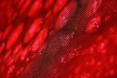 Abstracción de la pantalla del LED Foto de archivo libre de regalías