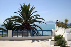Vista ao mar Imagens de Stock Royalty Free