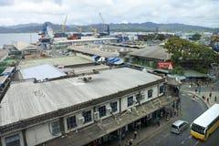 Vista aérea de Suva Fij Fotografia de Stock Royalty Free
