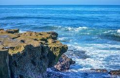 Vista asombrosa de la Costa del Pacífico, California Imagenes de archivo