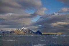Le Svalbard Immagini Stock Libere da Diritti