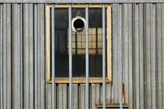 Vista behind bars Stock Images