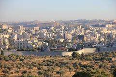 Vista a Bethlehem Foto de Stock