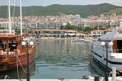 Vista bonita Bulgária maravilhosa Viagem em torno do mundo fotos de stock