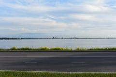 Vista bonita de Tallinn imagens de stock royalty free