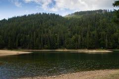 Vista bonita do lago Foto de Stock