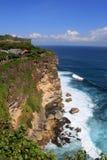 vista bonita do mar e das rochas Imagem de Stock
