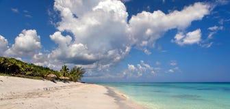 Vista bonita do Oceano Atlântico Fotos de Stock Royalty Free