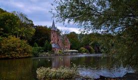 Vista bonita no lago Foto de Stock Royalty Free