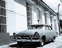 Vista cênico da cidade de Trinidad Cuba Fotos de Stock Royalty Free