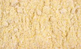 Vista cercana de la mezcla del mollete de maíz Fotos de archivo libres de regalías