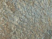 Vista cercana de la roca áspera Imágenes de archivo libres de regalías