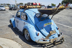 Vista Chula, Καλιφόρνια - 30 Ιουλίου 2017: 19ο ετήσιο Airheads Parts/KGPR Hwy1 σύνορα στα σύνορα Treffen ` Καναδάς στην κρουαζιέρ Στοκ φωτογραφίες με δικαίωμα ελεύθερης χρήσης
