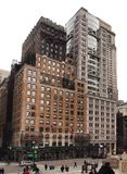 Vista da 5a avenida Imagens de Stock