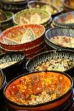 Vista da bacia turca típica Imagens de Stock Royalty Free