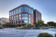 Vista da câmara municipal em Vancôver, Washington fotos de stock royalty free