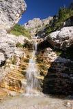 Vista da cachoeira Fotos de Stock Royalty Free