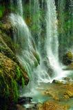 Vista da cachoeira Fotografia de Stock Royalty Free