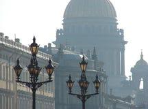 Vista da catedral Imagens de Stock
