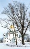 Vista da catedral de Theodor imagem de stock royalty free