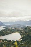 Vista da Cerro Campanario Immagine Stock