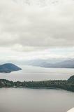 Vista da Cerro Campanario fotografie stock libere da diritti